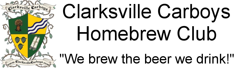 Clarksville Carboys Homebrewing Club