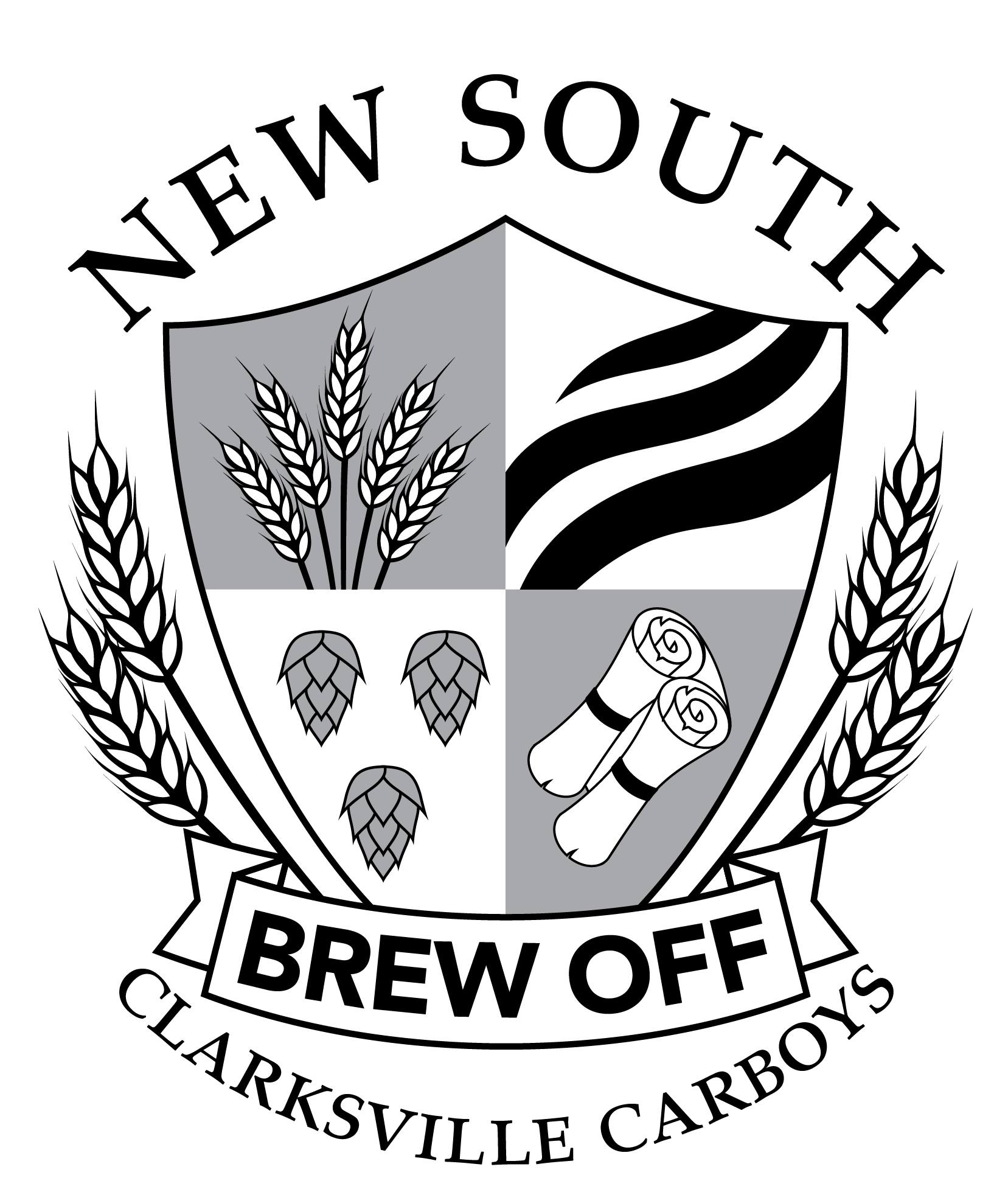 New South Brew Off 2018 Competition Online Entry Management Dc Ac Virtual Lab Geeks Logo
